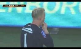 Peter Abrahamsson se fait ridiculement expulser après 44 secondes
