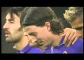 Riccardo Montolivo rigole pendant la minute de silence