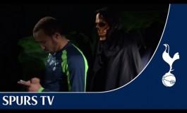 Tottenham fait sa caméra cachée pour Halloween