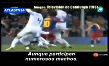 TV3 compare les joueurs du Real Madrid à des hyènes