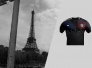 Des maillots Nike avec les univers des plus grandes villes