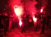 L'incroyable accueil réservé en gare au Nîmes Olympique après leur succès à Nancy