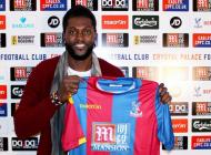 La réaction des réseaux à la signature d'Adebayor à Crystal Palace