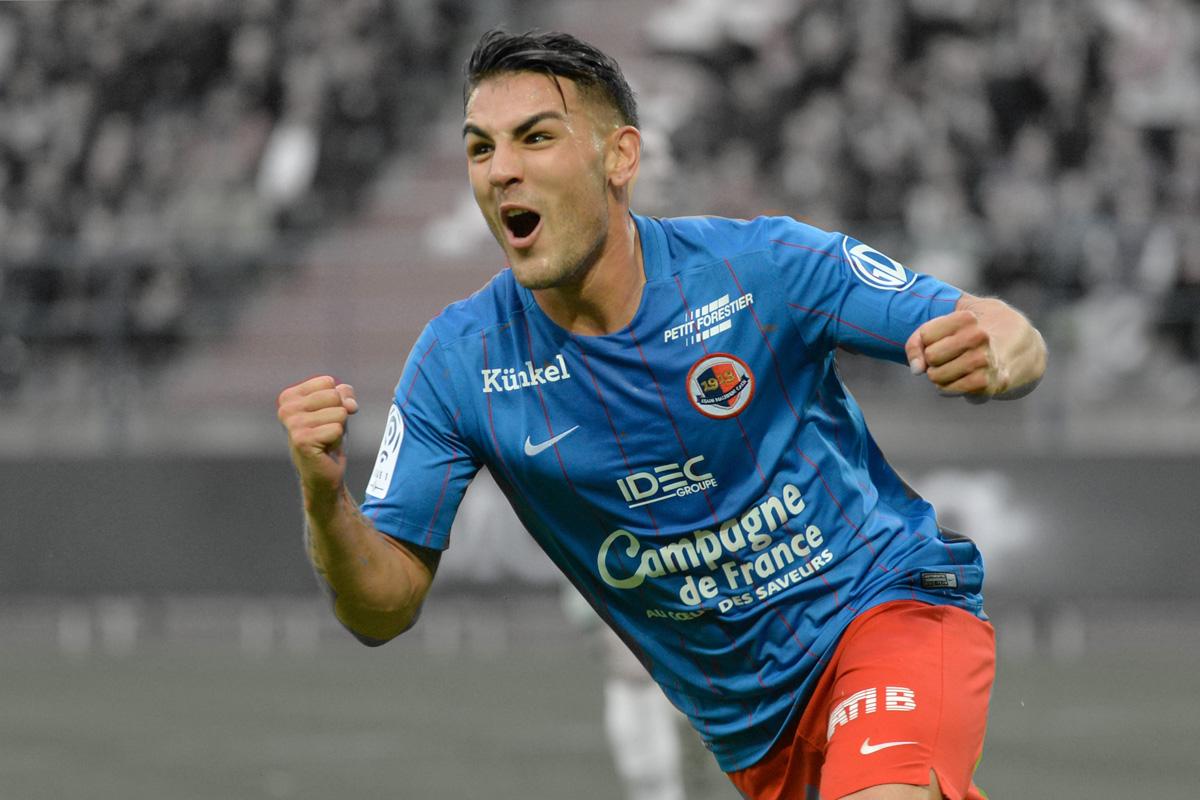 Les révélations de la Ligue 1 2015/16 pour l'équipe PKFoot