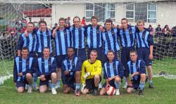 TDC FC, le club le plus reculé du monde