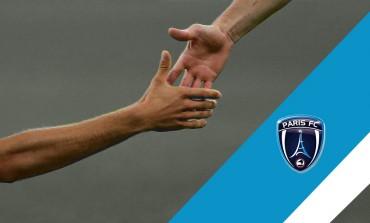 """Le Paris FC lance le """"Challenge Solidaire"""" pour venir en aide aux migrants"""