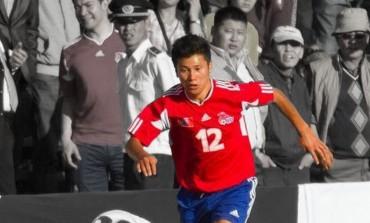 Murun Altankhuyag, le 1er joueur professionnel mongol