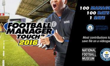 Participe au record du monde Football Manager #FM100
