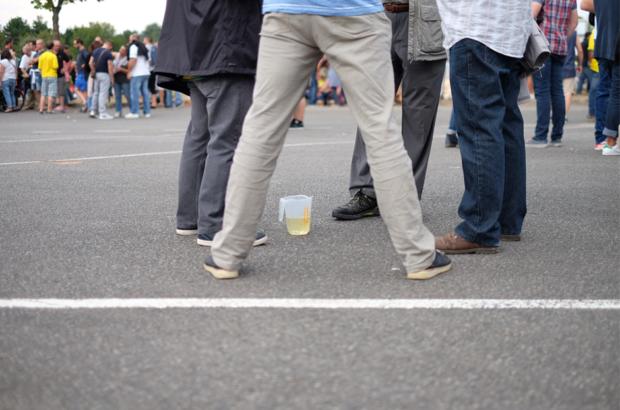 """""""Buvettes"""", le projet photo culinaire des stades de football"""