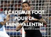 Quels cadeaux acheter à un fan de football pour la Saint-Valentin ?