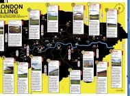 Tous les stades de Londres compilés sur une carte