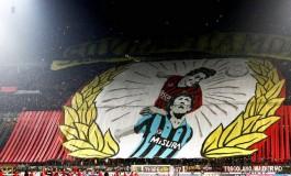 Le Derby Della Madonnina, vu des tribunes