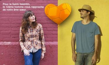 Orange fête la Saint-Valentin avec le 12ème Homme