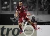 Juan Arango, star du football dans un pays où le baseball est roi