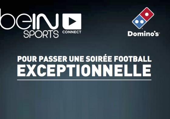 Gagne ta soirée Domino's Pizza pour toi et tes amis, le 9 mars lors de Chelsea/PSG