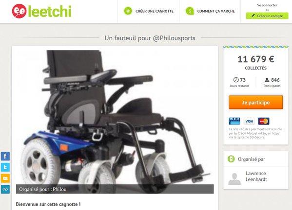 Twitter se mobilise pour @philousports
