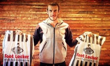 Gareth Bale nouvel ambassadeur de Foot Locker Europe