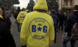 Reportage de La Grinta sur les Ultras de Modène