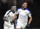Tour d'Europe du week-end: Leicester bien parti, baptême difficile pour Ochoa