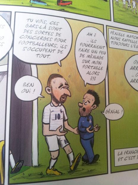 Dans la tête de Didier Deschamps grâce à Faro