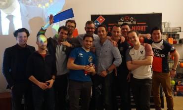 Notre gagnant a vécu #MCIPSG dans l'#AppartDominosPKFoot