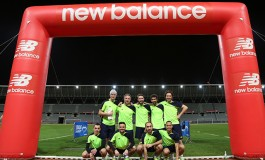On a participé au lancement de New Balance Football en France