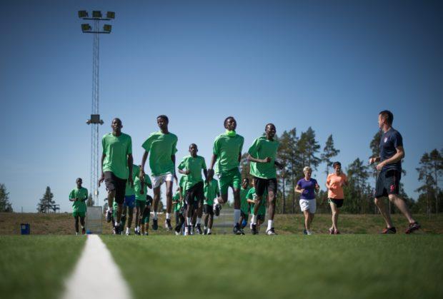 Darfur United Soccer Academy: le foot et la paix