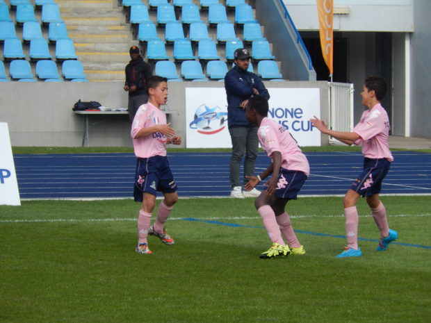 Une journée à la Danone Nations Cup avec le TFC et Blaise Matuidi