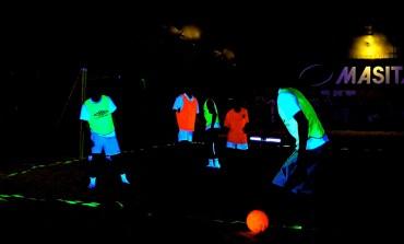 """Le """"Foot ByNight"""", pour stimuler ses sens dans la pratique du football"""