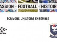 Umbro est le nouvel équipementier du SM Caen