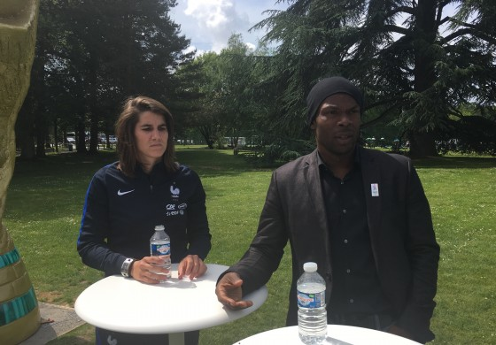 Sylvain Wiltord : «Pour moi, la France va gagner l'Euro »