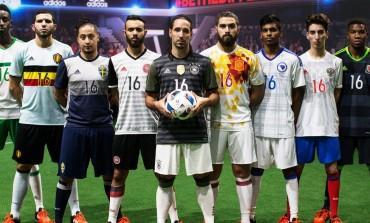 Et si l'on pouvait prédire le vainqueur de l'Euro grâce à son maillot ?