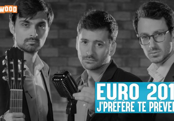 La chanson géniale (et un peu macho) de Lolywood pour l'Euro