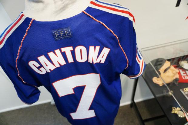 On a fait un tour sur l'expo Eric Cantona chez Colette