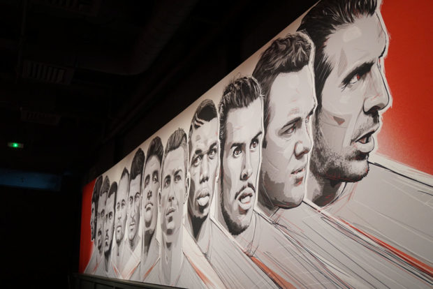 On a visité la Kia Arena à Paris