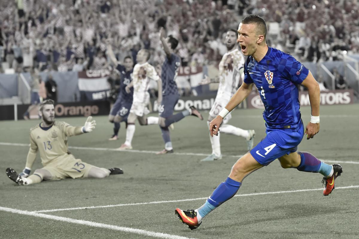 L'œil de l'Euro #10: Perisic et la Croatie créent la surprise!