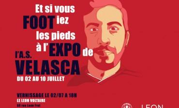 Le Leon Voltaire propose l'expo de l'équipe de foot fashion par excellence