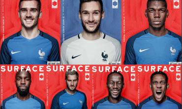 Surface sort un numéro collector dédié aux Bleus avec 11 couvertures différentes
