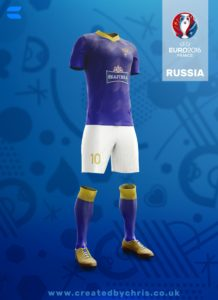Les maillots de l'Euro 2016, vus par les marques de bière