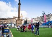 La Homeless World Cup 2016 bat son plein à Glasgow