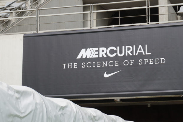 J'ai testé les Nike Mercurial Superfly V de Cristiano Ronaldo