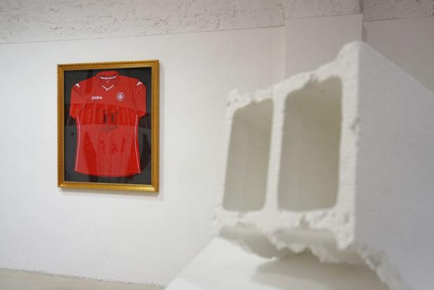 J'ai visité l'expo sur l'AS Velasca à l'Espace Leon (Paris)