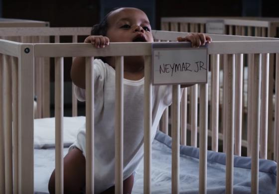 """Campagne """"Le futur n'a pas de limite"""" de Nike"""