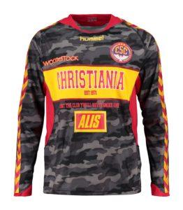 """L'histoire folle du Christiania Sports Club, le club de la """"ville libre"""" de Copenhague"""