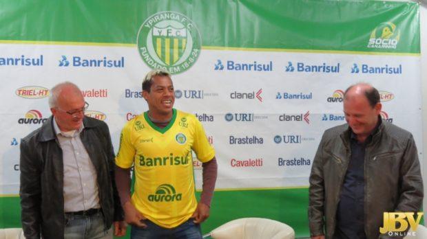 Marcelinho rempile en 3e division brésilienne, à 41 ans