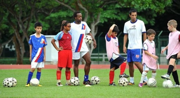 L'Etoile FC : la French Touch de Singapour