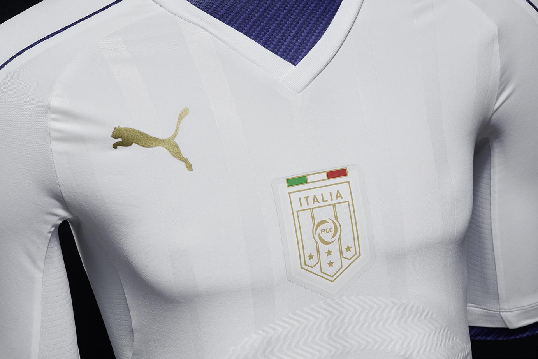 730954caf3878 Du street-art pour présenter le nouveau maillot de l Italie par Puma