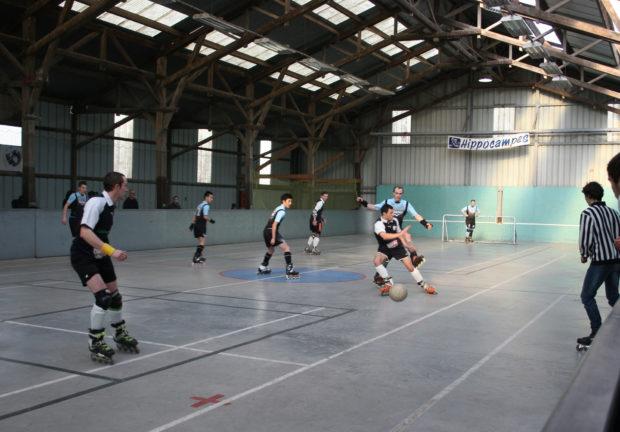 Le Roller Soccer, le football comme sur des roulettes