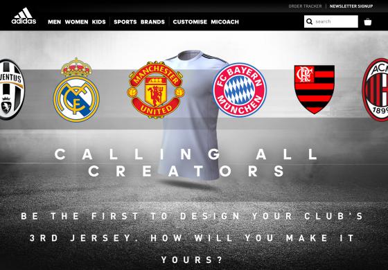 Les meilleurs maillots third de l'adidas Creator Studio