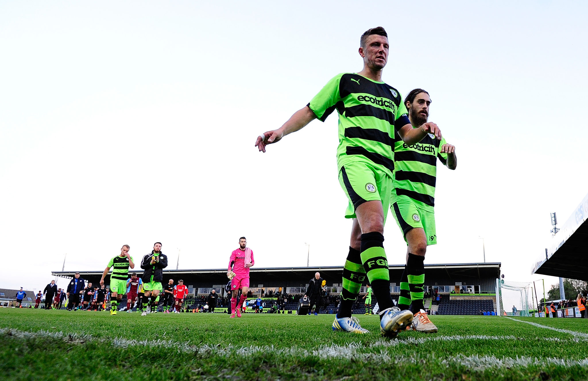 Le Forest Green Rovers FC, le club anglais vegan et écologique